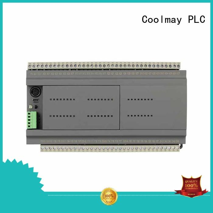 Coolmay maintenance micrologix plc odm for textile machinery