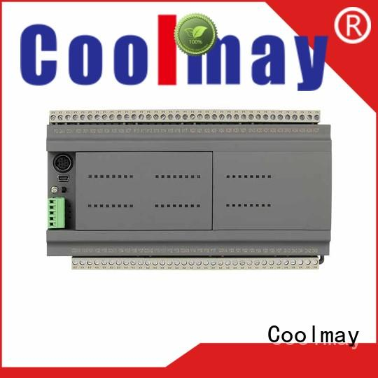 Coolmay low cost plc control unit manufacturing for printing machinery
