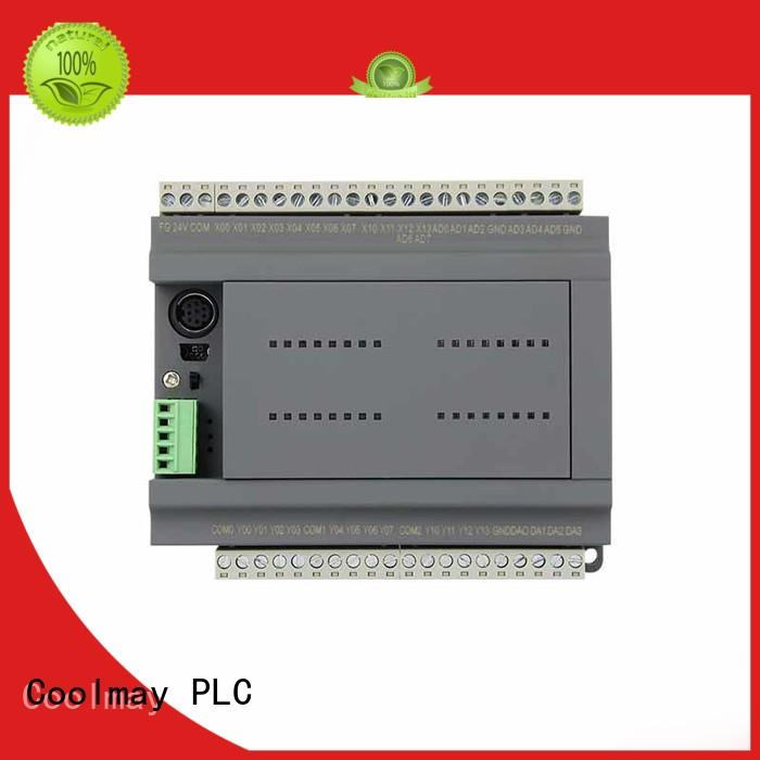 programmable logic controller compatible convenient to install Coolmay Brand