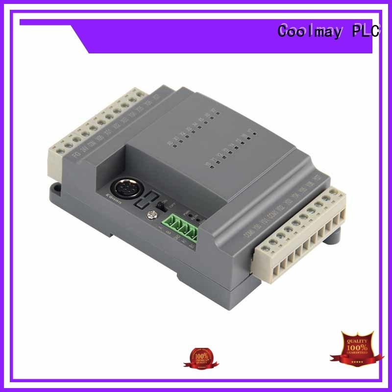 compatible high quality flexible Coolmay Brand programmable logic controller factory