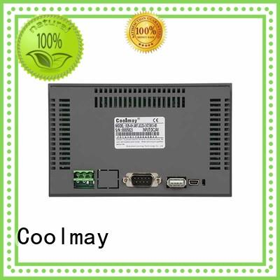 hmi display touch screen for textile machinery Coolmay