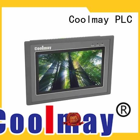 Coolmay Custom wireless hmi for business for textile machinery
