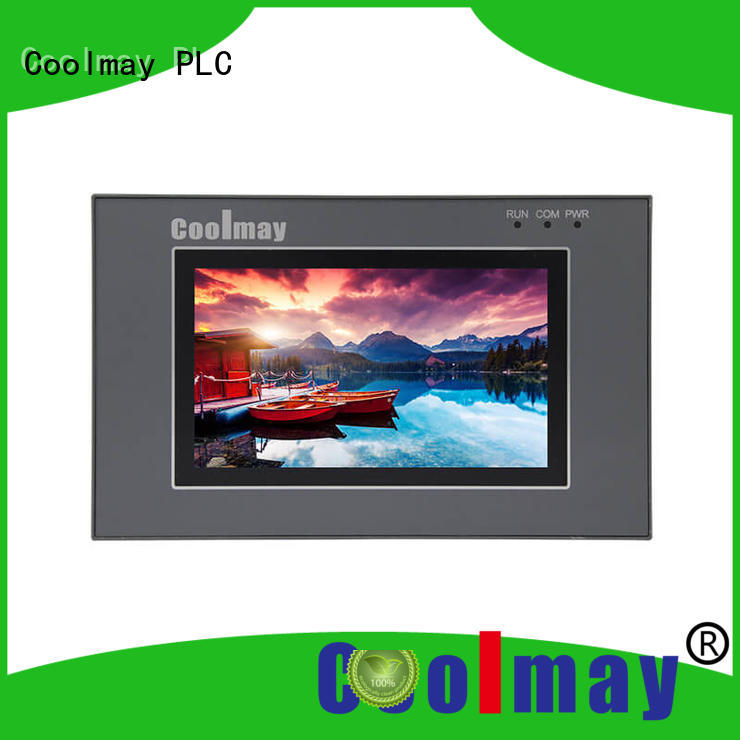PLC HMI all in one safe easy to install compact plc touch screen Coolmay Brand