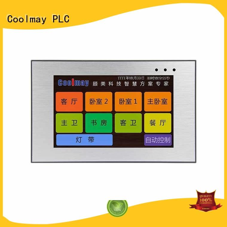practical hmi ethernet manufacturer for textile machinery Coolmay