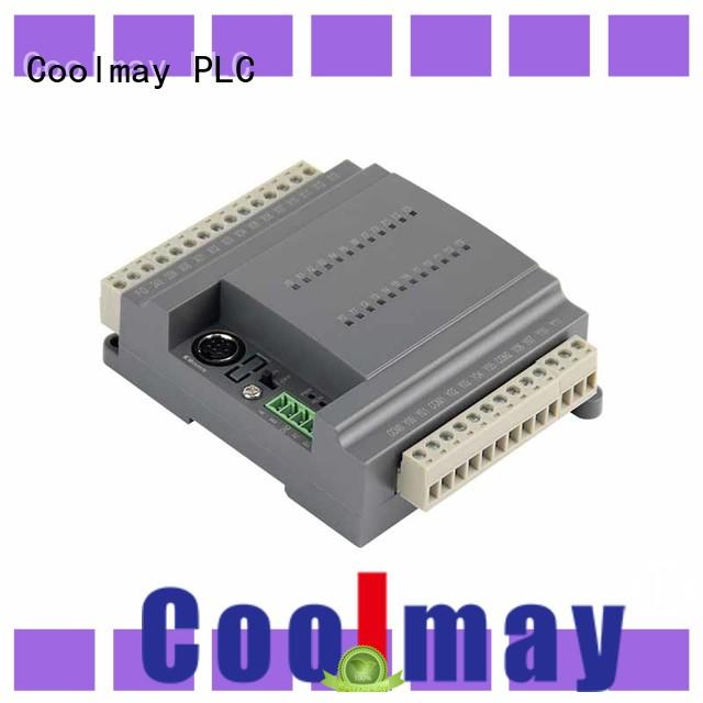 Coolmay plcs solution for textile machinery