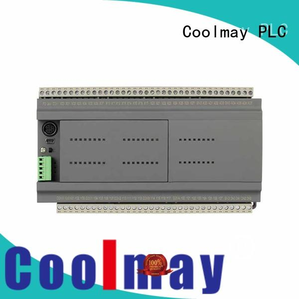 Coolmay high flexibility low cost plc for printing machinery