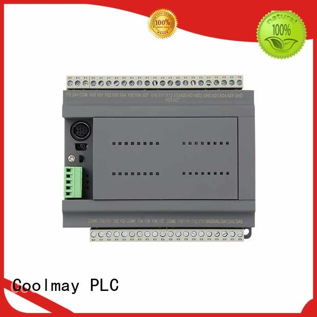 Coolmay low price unitary programmable logic controller for textile machinery