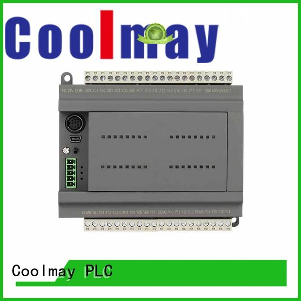 Coolmay quality plc controlled equipment factory directly for packaging machinery