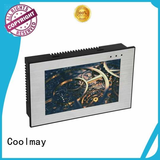 controller external touch screen Coolmay Brand PLC HMI all in one manufacture