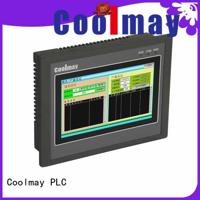 Coolmay PLC with HMI manufacturing for power equipment