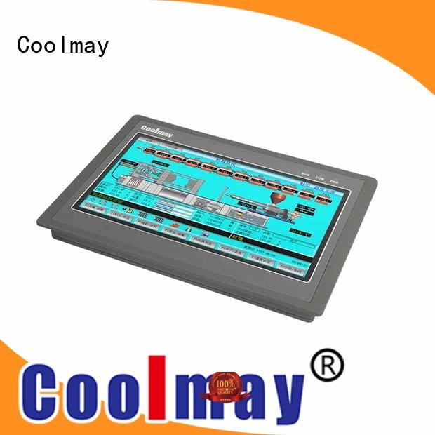 Coolmay Best plc with hmi combination company for central air conditioning