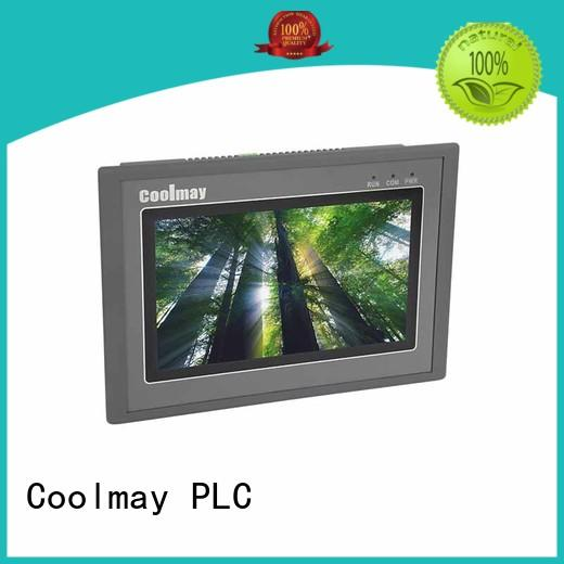 Coolmay hmi lcd touch screen solutions for packaging machinery