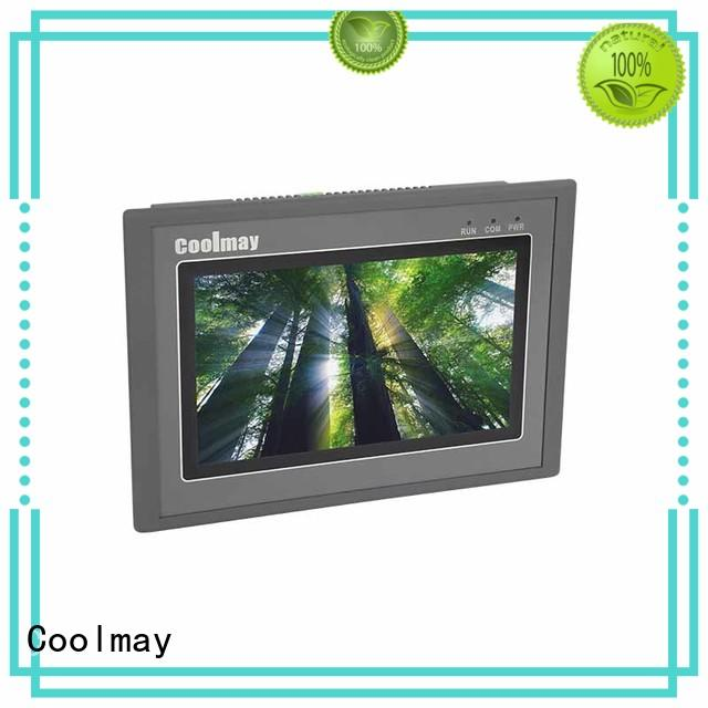 approval hmi lcd touch screen solutions for packaging machinery