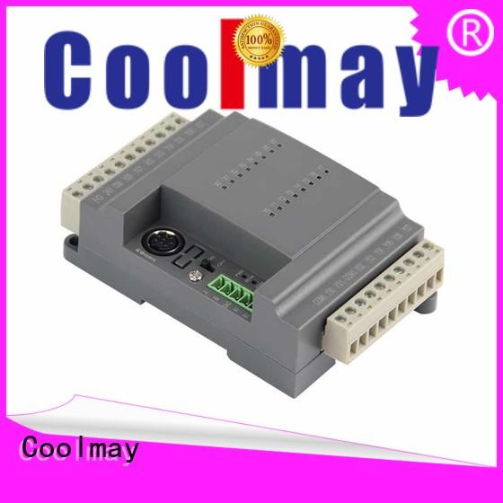 Coolmay all-in-one small plc controller manufacturing for civil automation fields