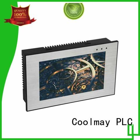 Coolmay plc touch screen manufacturing for injection molding machinery