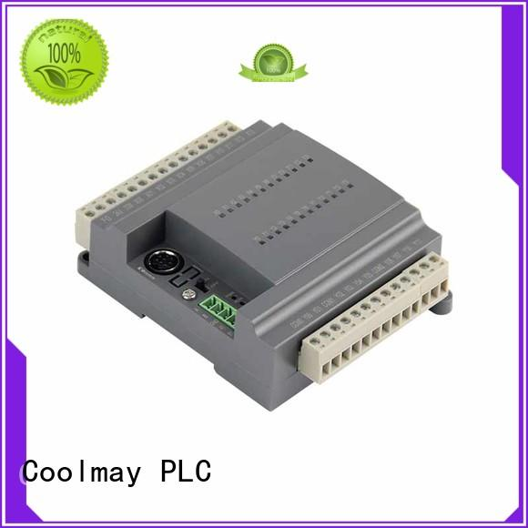 coolmay mini plc directly sale for injection molding machinery