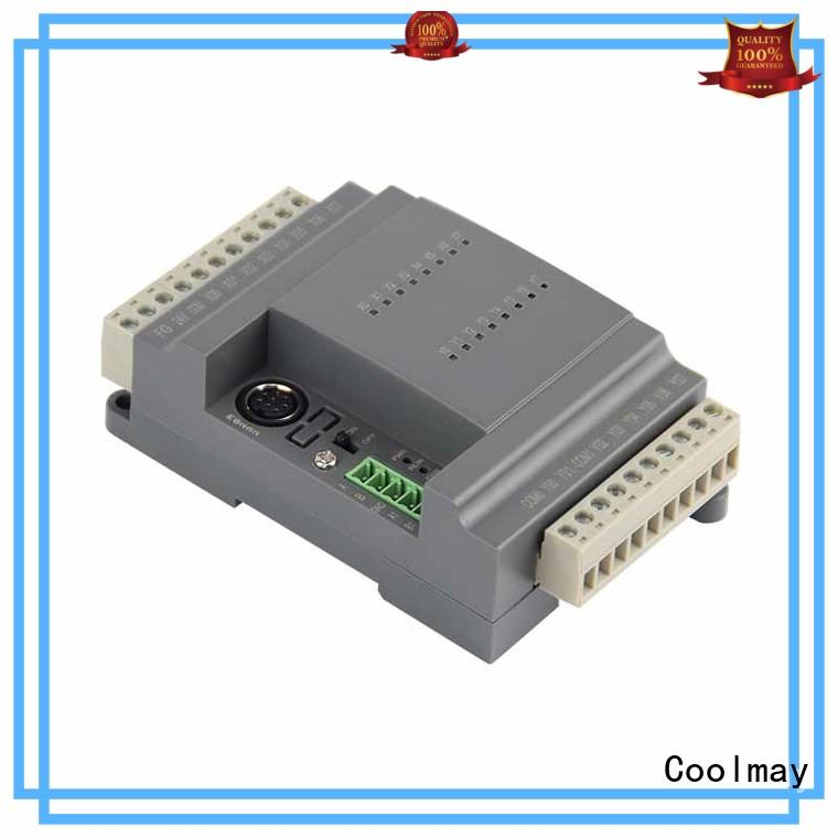 Coolmay network plc logic factory for machinery