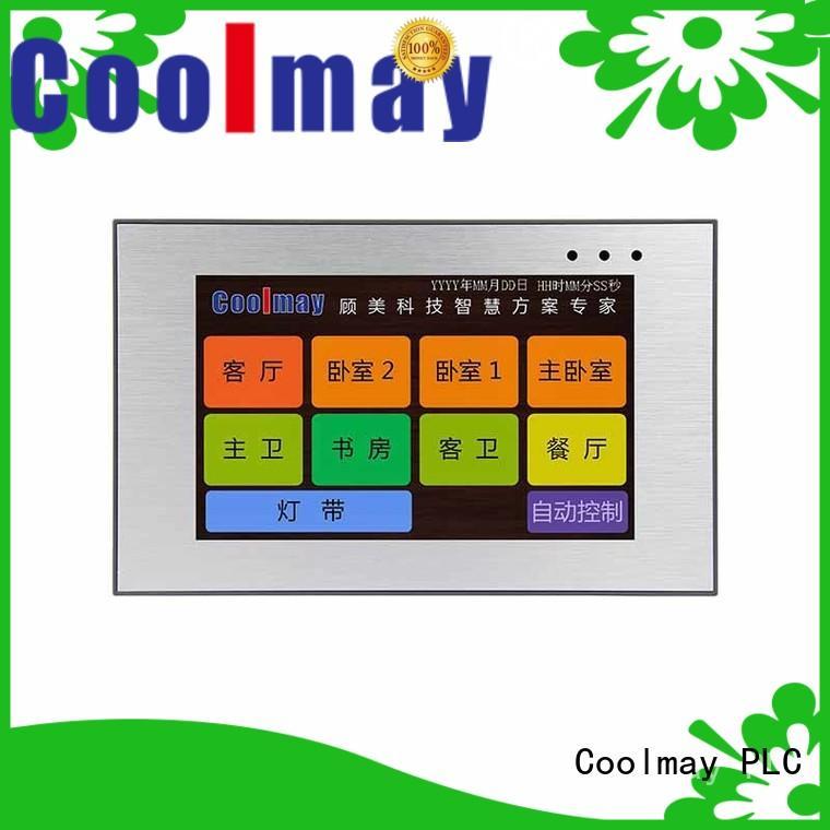 modbus resistive panel OEM HMI Coolmay