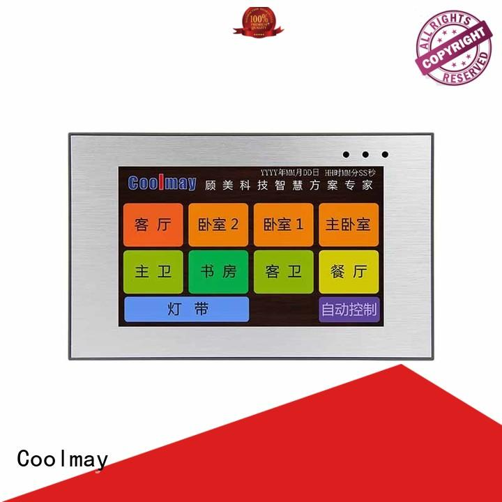Coolmay hmi device oem for packaging machinery