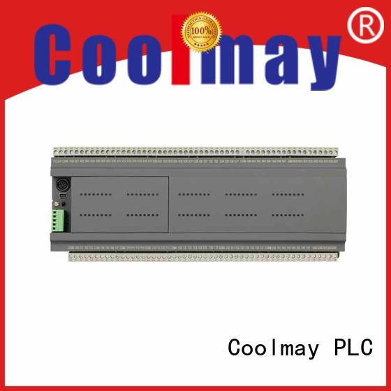 Coolmay 485232 modular plc manufacturer for civil automation fields