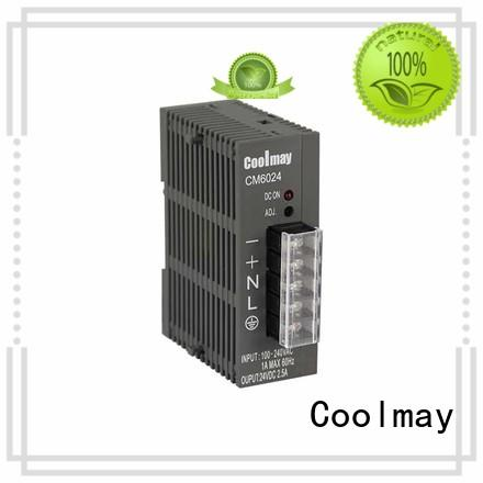 advanced technology short circuit protection minimal noise plc power supply high reliability Coolmay