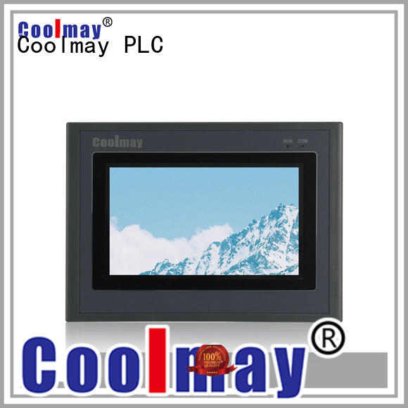 Coolmay plc control panel for business for coal mining equipment