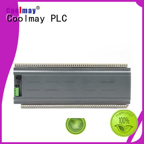 Coolmay nice design programable logic controller manufacturing for packaging machinery