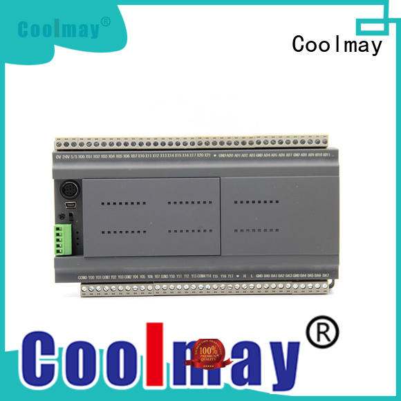 Coolmay direct logic plc manufacturers for injection molding machinery