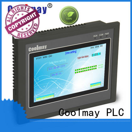 Coolmay reliable industrial plc manufacturer for plastic machinery