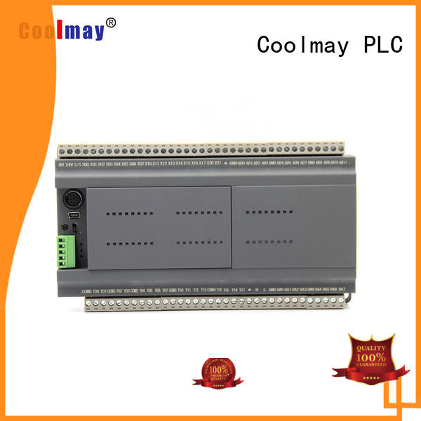 Coolmay small plc product manufacturing for printing machinery