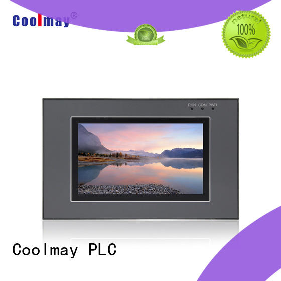 Coolmay popular hmi programming bulk for packaging machinery