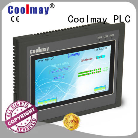 Coolmay hmi controller wholesale for textile machinery
