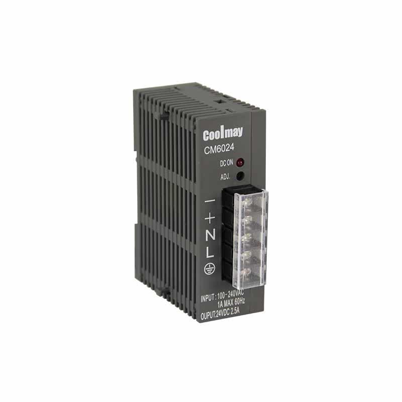 Coolmay Brand short circuit protection overpressure protection plc power supply manufacture