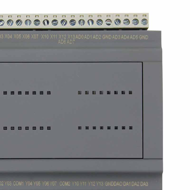 Coolmay low price unitary programmable logic controller for textile machinery-4