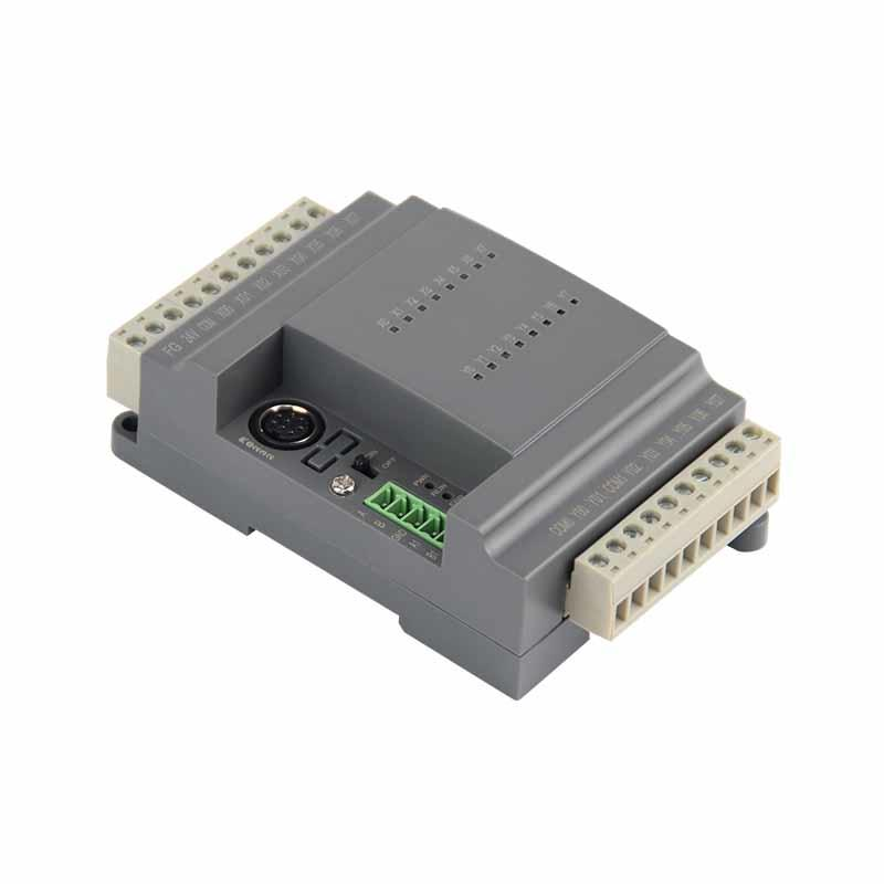 highly integrated specially encrypted compatible PLC flat appearance Coolmay