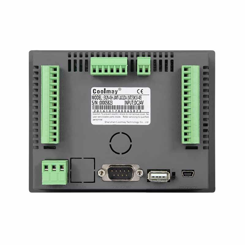 functional plc and hmi bulk for power equipment