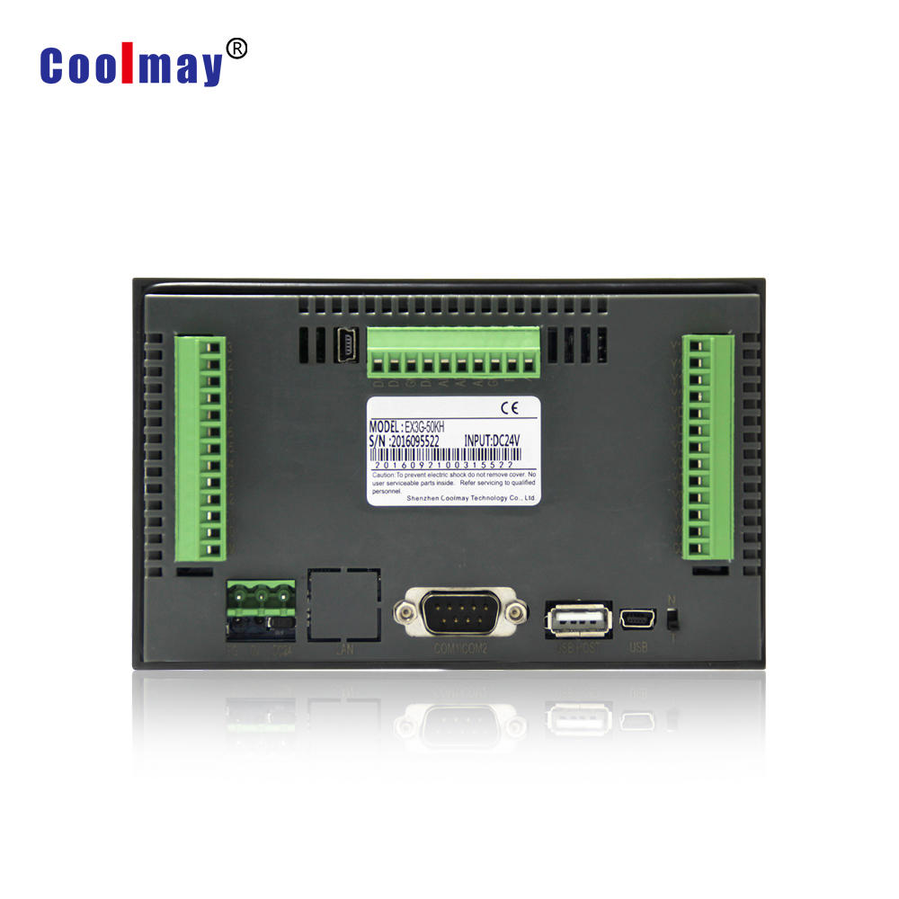 5 Inch HMI+PLC All-in-One Hmi Programming