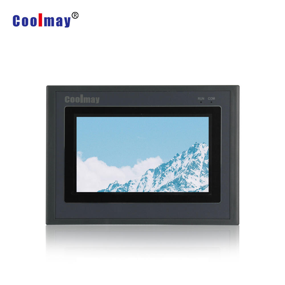 EX3G HMI/PLC All-in-one industrial plc controller used for Air compressor control system