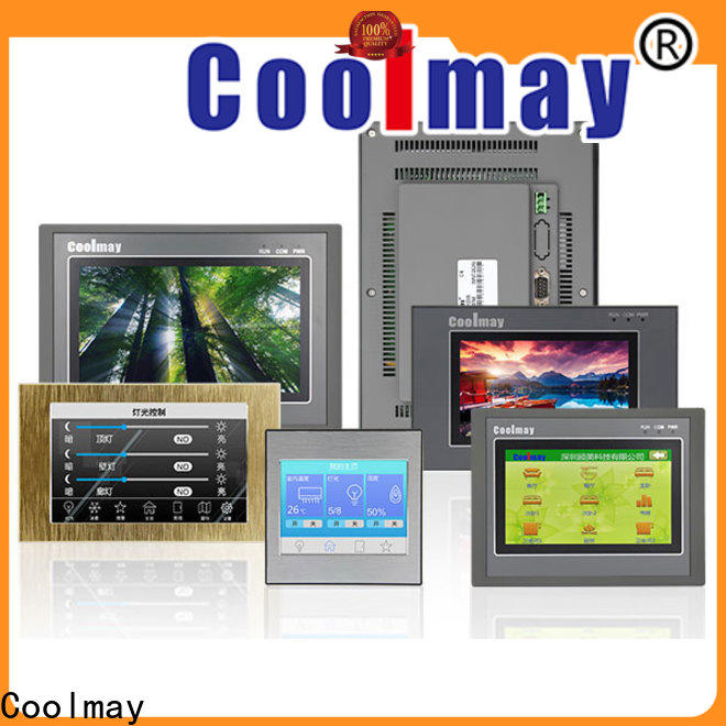 Coolmay mt6050ha dmc touch screen company for injection molding machinery