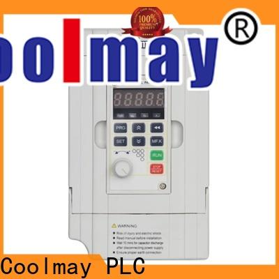 Coolmay vfd for single phase ac motor Suppliers for printing machinery