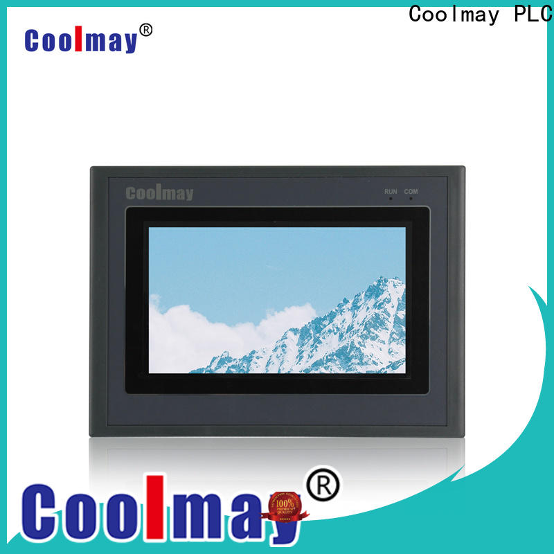 Coolmay difference between hmi and plc Suppliers for printing machinery