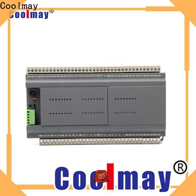 Coolmay Custom siemens plc control panel manufacturers for injection molding machinery