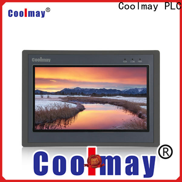 Coolmay plc industrial automation factory for central air conditioning