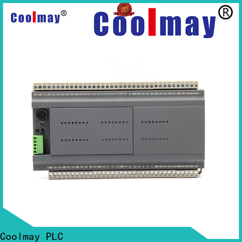 Coolmay analog input devices for plc Supply for coal mining equipment
