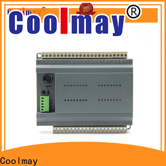 Coolmay Custom programmable logic controller assignment Suppliers for injection molding machinery