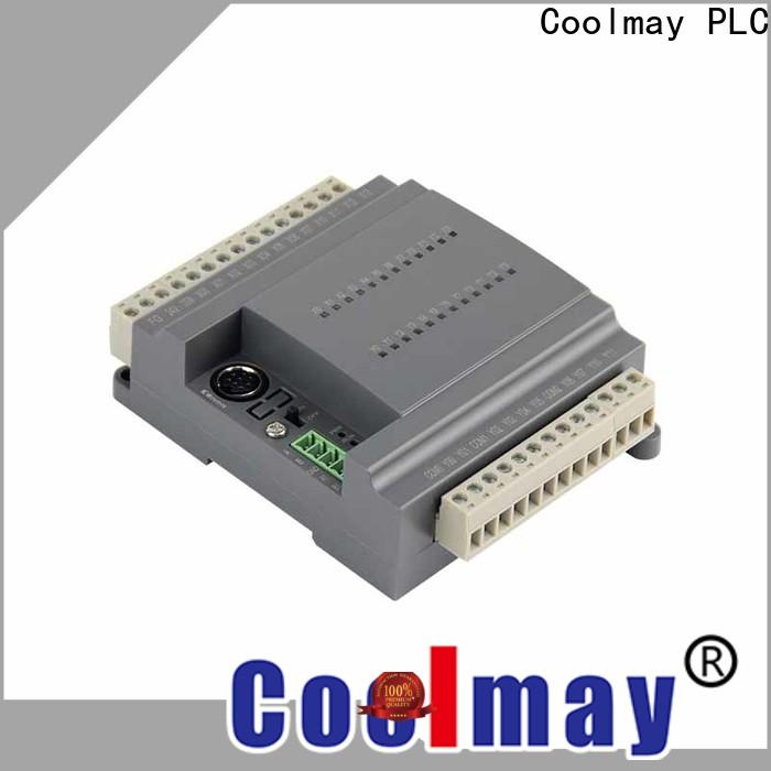 Coolmay Top analog plc programming manufacturers for injection molding machinery