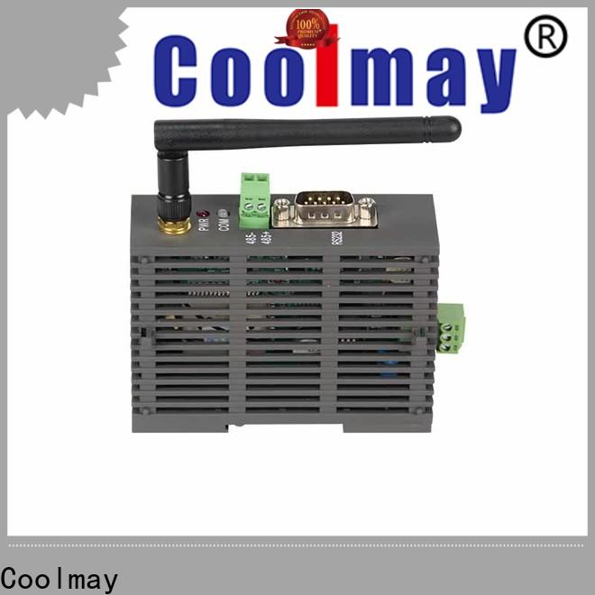 Coolmay Latest network infrastructure company for injection molding machinery