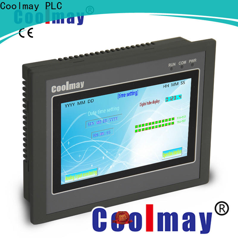 Coolmay Custom plc panel Supply for printing machinery