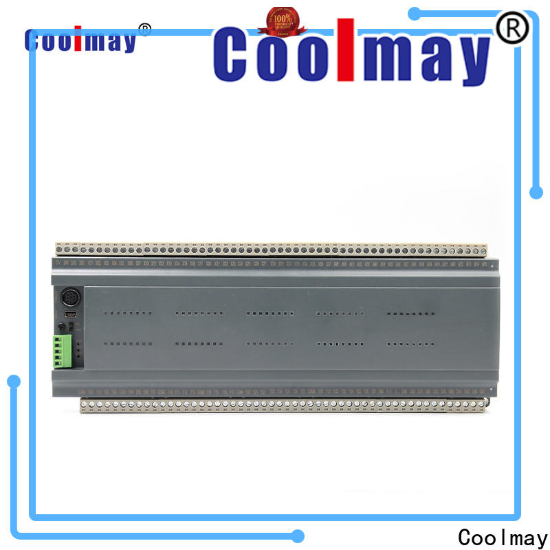 Coolmay Custom plc components and their functions Suppliers for central air conditioning