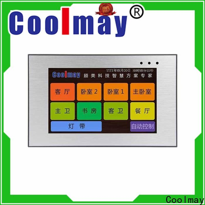 Coolmay New hmi controller Supply for power equipment